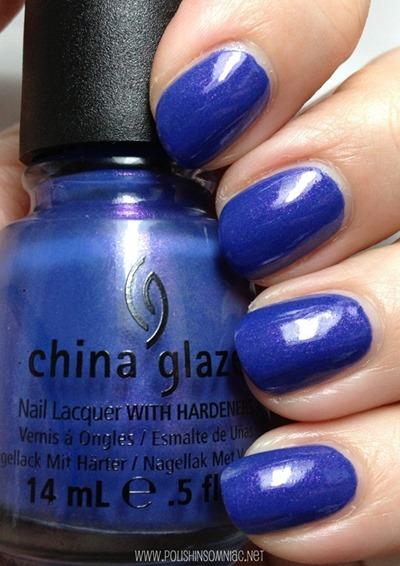 China Glaze Fancy Pants