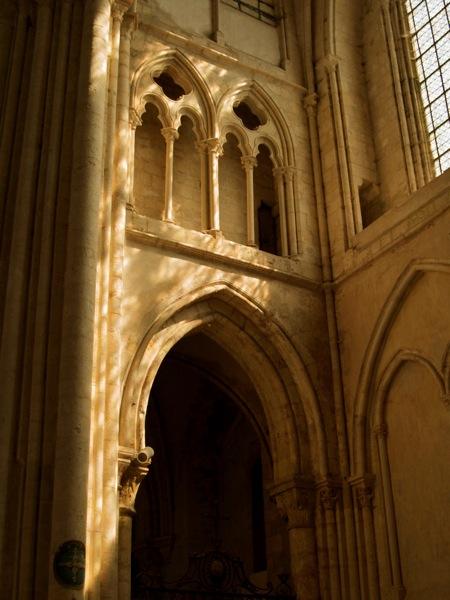 2011 07 24 Voyage France L église de Provin