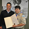 Eagle Scout Daniel Gower: Yorktown
