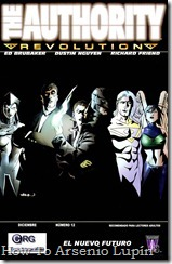The Authority vol3 - Revolution 12