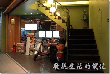 台南小洁複合式餐飲店