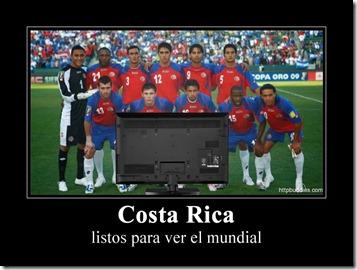 Costa Rica en el mundial
