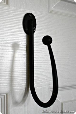 drapery hooks for organization