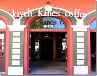 kaveh kanes coffee