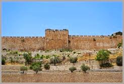 Muros de Jesrusalém Antiga