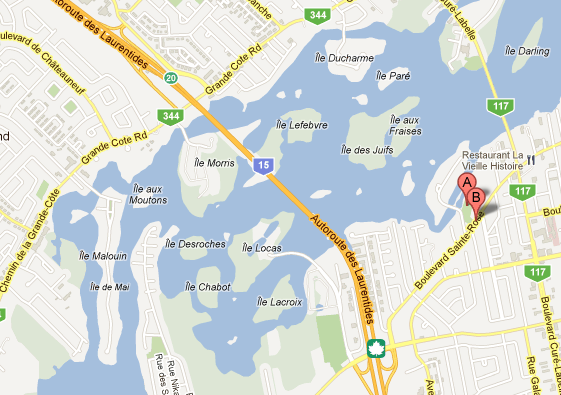 ParcdelaRivier GoogleMaps