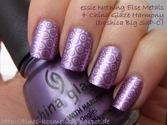 essie Nothing Else Metals Stamping 3