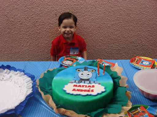 La Torta Fue Del Trencito Thomas Y Sus Amigos