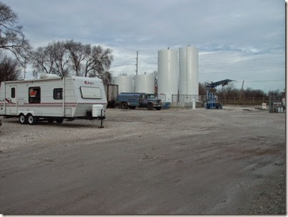 121 Mukwonago - Granary Fuel Station from Street