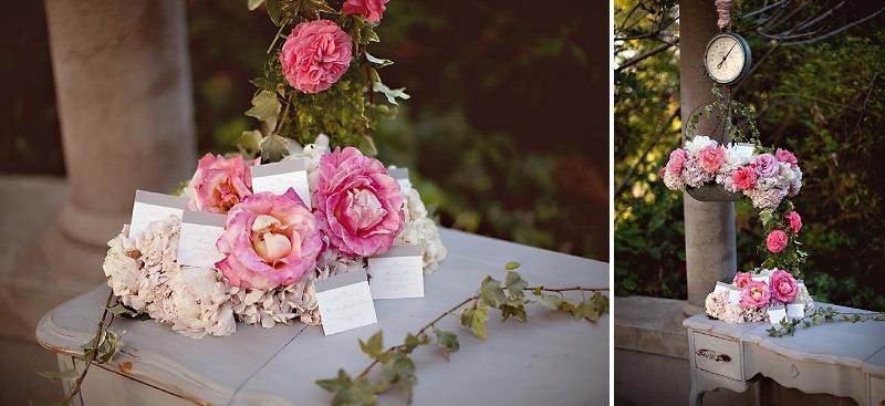 13OakandtheOwl_Flower Scale Escort Cards
