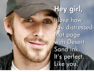 hey girl distress