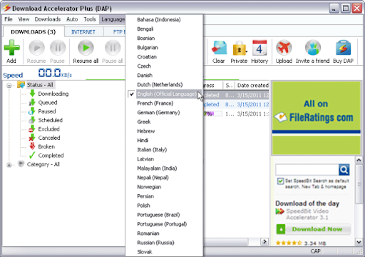 Descargar Download Accelerator Plus gratis