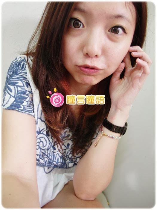 日本EOS隱形眼鏡-3D棒棒糖咖SAM_4775