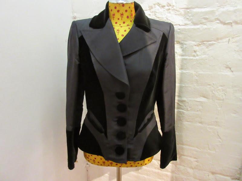 Christian Lacroix Skirt Suit