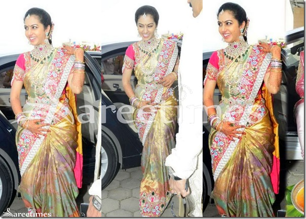Tejaswini_Wedding_Saree