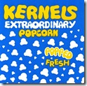 Kernels Extraordinary Popcorn Popped Fresh & Design