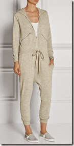 Clu French Terry Jumpsuit Onesie