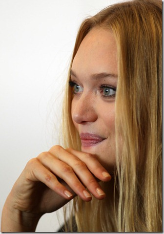 Gemma Ward Ugly One Press Conference Perth ieIIrSvC5gyl
