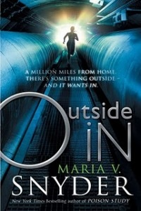 Outside In UK cover Maria V Snyder