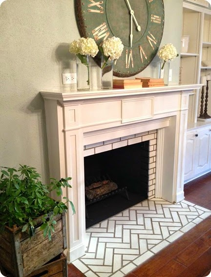1-9 Dining Room Fireplace