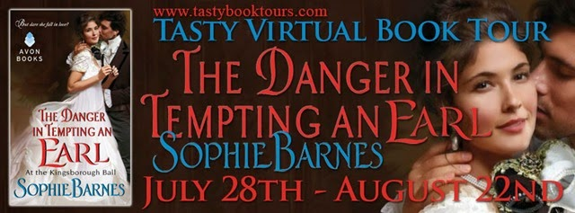 The-Danger-in-Tempting-an-Earl-Sophie-Barnes