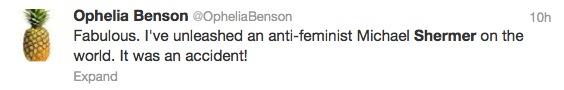 Ophelia Benson