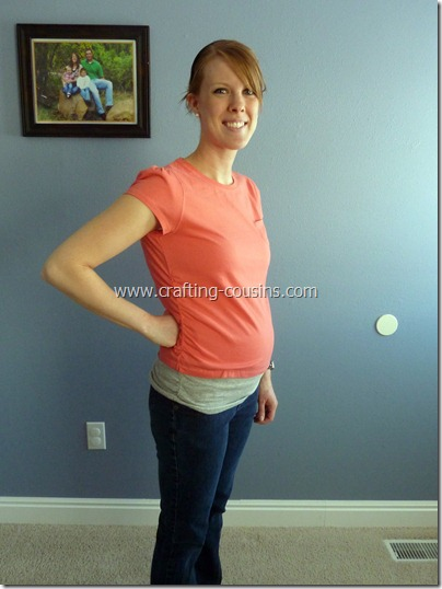 sew your own maternity jeans 4