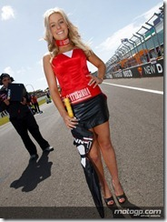 Paddock Girls Iveco Australian Grand Prix 16 October 2011 Phillip Island Australia (27)