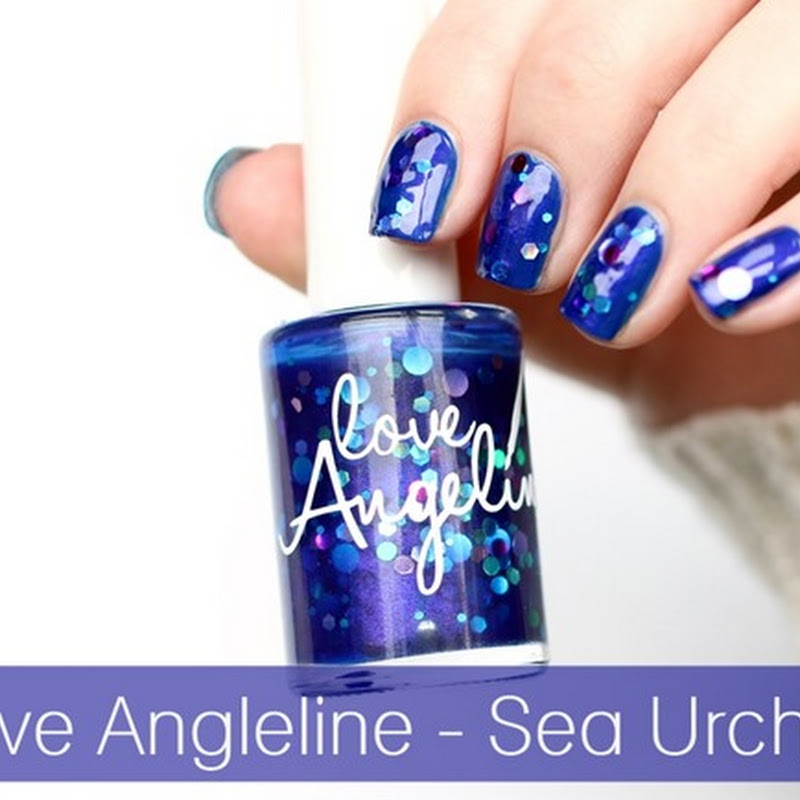 [Swatch] Love Angline – Sea Urchin
