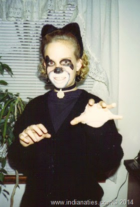 Krissy Underwood Halloween 1991