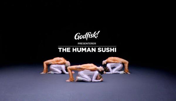The Human Sushi