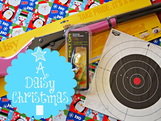 Daisy BB Gun giveaway