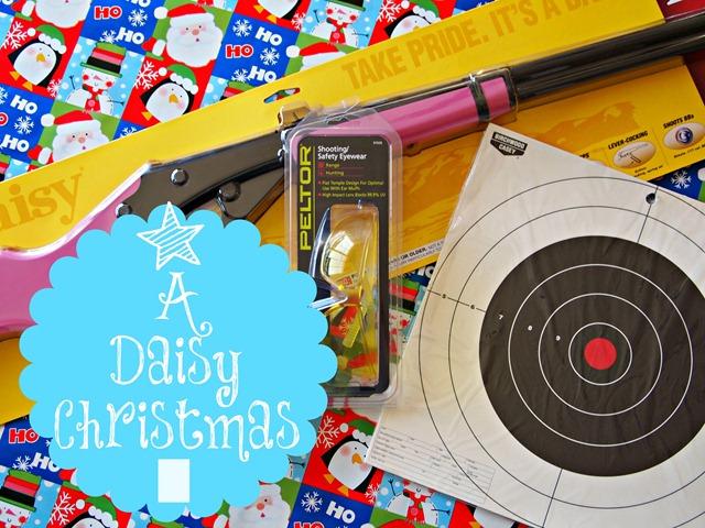 Daisy BB Gun giveaway