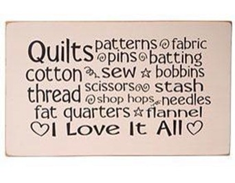 quilts and all