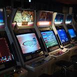 arcades in akihabara in Akihabara, Tokyo, Japan