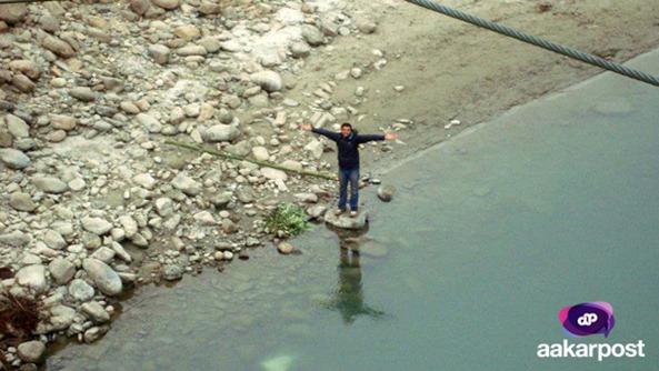 aakar-anil-at-sunkoshi-river
