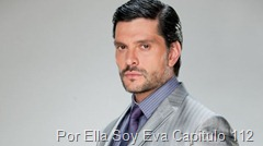 Por Ella Soy Eva Capitulo 112