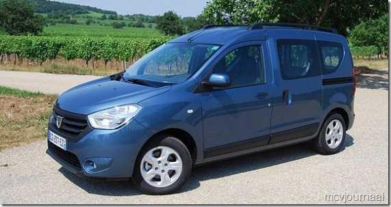 Dacia Dokker is de moderne Renault 4 02