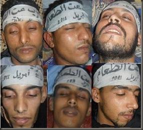 Saharauis en huelga de hambre