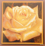 Gobelin 9077, Rose, 150x150cm