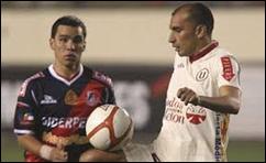 Universitario de Deportes vs José Gálvez