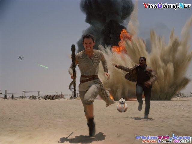Xem Phim Chiến Tranh Giữa Các Vì Sao 7: Thần Lực Thức Tỉnh - Star Wars: The Force Awakens - phimtm.com - Ảnh 3