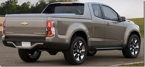 Nova S10 2012 – Preço e fotos