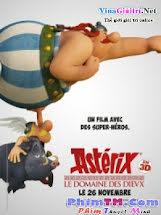 Asterix và Vùng Đất Thánh - Astérix: Le domaine des dieux Tập HD 1080p Full