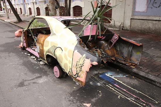 Carros abandonados Felipe Carelli 03