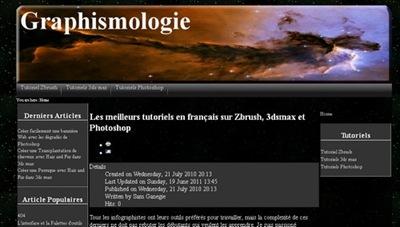 Template Joomla 2.5 gratuit - Universe