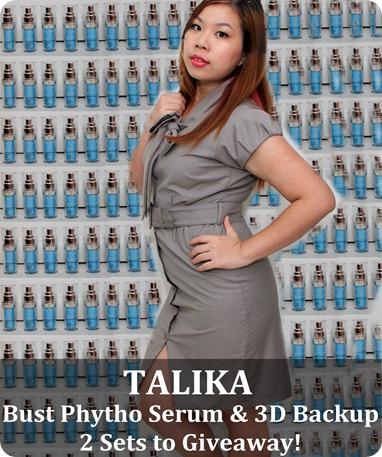 Talika Blog Givaway