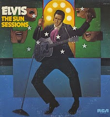 Elvis Presley - The Sun Sessions - LP RECORD-370928
