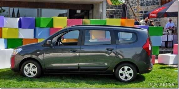 Dacia Lodgy Tsjechie 05