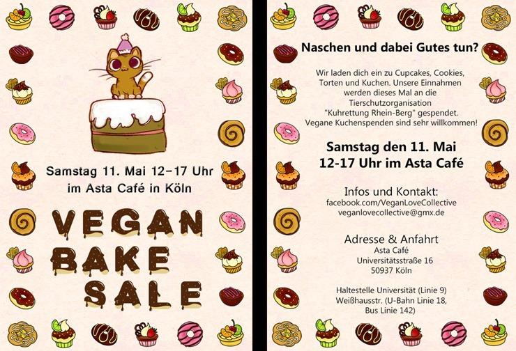 bake sale 2013 flyer